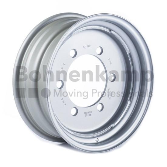 10X38 8/221/275 ET45 SILVER  Chal MT 555-585 front 1800mm